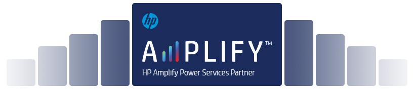 Hewlett-Packard Amplify Partner